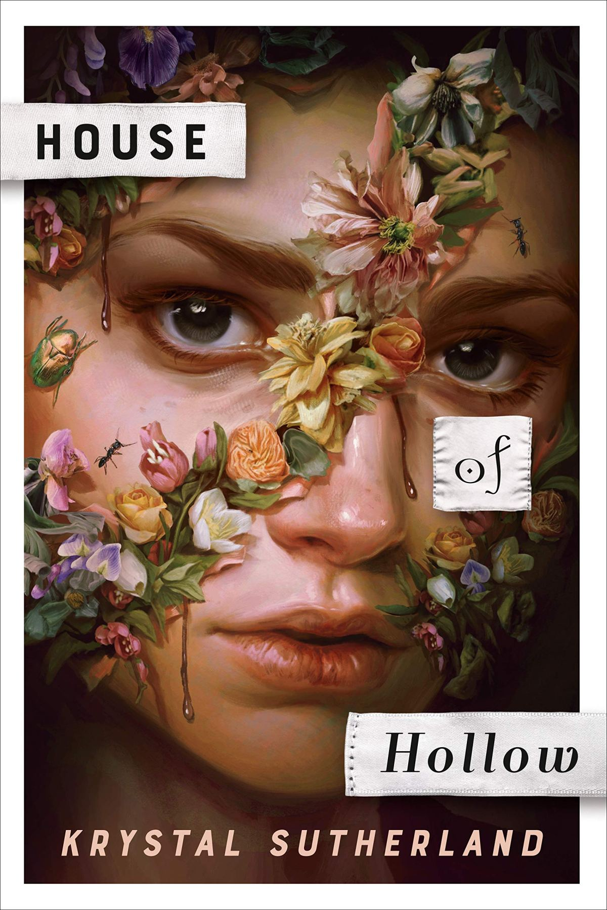 House of Hollow by Krystal Sutherland-#bookreview